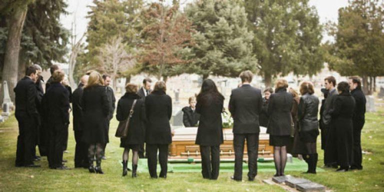 Что говорят на похоронах и на поминках